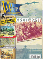 VAE VICTIS N°22 - Wargame Crête 1941 - 1998 BE - Autres