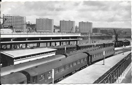 CPA-1960-62-BOULOGNE Sur MER-La GARE MARITIME-et Les Nouveaux Immeubles-Edit La Cigogne-TBE- - Boulogne Sur Mer