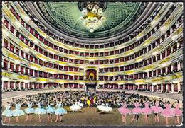 Italy Milano 1967 / Scala Theatre - Interior - Milano