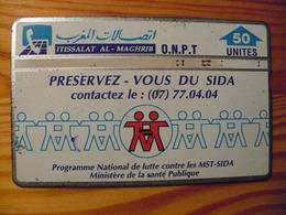 Phonecard Morocco - Marokko