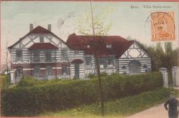 BREE  - VILLA  Marie - Anne 1919 - Kleur. / Uitg. Ingenbleek Soeurs Bree. - Bree