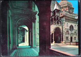 Italy Bergamo 1969 / Colleoni Chapel Seen From The Entrance Of The Dome - Bergamo