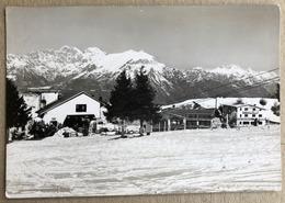 NEVEGAL (BELLUNO) PARTENZA DELLA SEGGIOVIA PER IL COL TORONT  1965 - Belluno