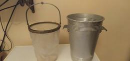 SEAU A GLACE POUR CHAMPAGNE EN ALUMINIUM - Dishware, Glassware, & Cutlery