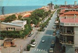 SILVI MARINA-VIA C. COLOMBO- VIAGGIATA  - F.G - Teramo