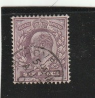 **** ANGLETERRE *** England ***  - Roi Edouard VII -- N° 114 Côte 20€ - 1902-1951 (Kings)