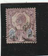 **** ANGLETERRE *** England ***  - Roi Edouard VII -- N° 113 Côte 20€ - Usados