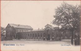 ERQUELINNES - La Gare - Edit. R. Longfils  1916 - Erquelinnes