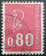 FRANCE Marianne De Bequet N°1816a Sans Phosphore Oblitéré - 1971-76 Marianne (Béquet)