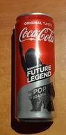 Lattina Italia - Coca Cola 2019 - 33 Cl. - Future Legend 2019 Pop  02 - Cans