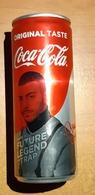 Lattina Italia - Coca Cola 2019 - 250 Ml. - Future Legend 2019 Trap - Lattine