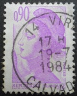 FRANCE Liberté De Gandon N°2242 Oblitéré - 1982-90 Liberté De Gandon