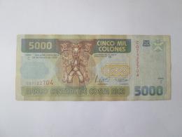 Costa Rica 5000 Colones 1999 Banknote - Costa Rica