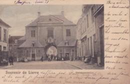 Lierre Gevangenenthor Circulée En 1903 - Lier