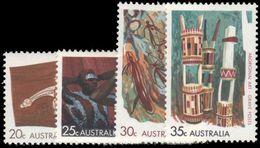 Australia 1971 Aboriginal Art Unmounted Mint. - 1966-79 Elizabeth II