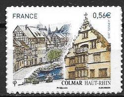 France 2010 Timbre Adhésif Neuf** N°429 Colmar Cote 4,00 Euros - France