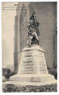 Mol  MOLL  Standbeeld Van Den Boerenkrijg 1908 - Mol