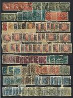 LOTE 1923  ///  (C060)  POLONIA LOTE DE SELLOS ANTIGUOS - Usados