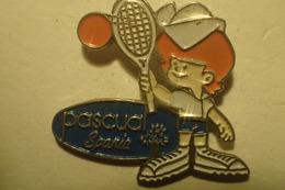 Pascual Sport: Le Joueur De Tennis - Tennis