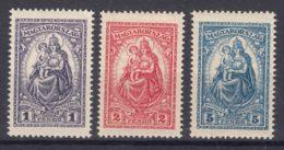 Hungary 1926 Mi#427-429 Mint Never Hinged - Unused Stamps