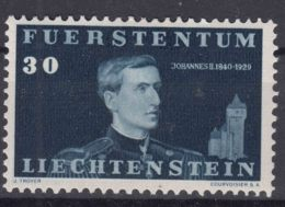 Liechtenstein 1940 Mi#187 Mint Hinged - Nuovi