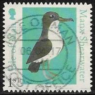 Isle Of Man 2016 Matt Sewell's Birds 1st Type 1 Self Adhesive Good/fine Used [40/32676/ND] - Man (Ile De)