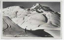 AK 0311  Lech Am Arlberg - Mohnenfluh Und Sattelkopf / Verlag Risch Lau Um 1934 - Lech