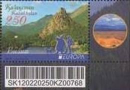 Kazakhstan 2012.  Europe. Europa - CEPT. Visit. The Mountains. Mi. # 744. MNH - Kasachstan