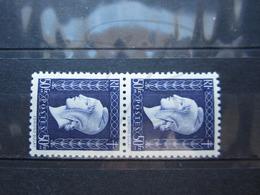 VEND BEAUX TIMBRES DE FRANCE N° 701 EN PAIRE , XX !!! (c) - 1944-45 Maríanne De Dulac