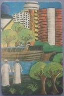 """UAE United Arab Emirates """"Paintings"""" 30 Dhs - Emirats Arabes Unis"""