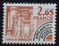 N° 169  Année 1980 Tarascon, Valeur Faciale 2,65 F - Preobliterados