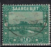 SARRE             N°     YVERT    85   (1)              OBLITERE       ( Ob  5/26 ) - 1920-35 Saargebiet – Abstimmungsgebiet
