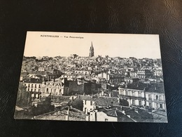 MONTPELLIER Vue Panoramique - 1914 - Montpellier