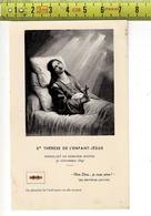 RELIQUE RELIKWIE - Ste THERESE DE L'ENFANT JESUS EXHALANT LE DERNIER SOUPIR - Santini
