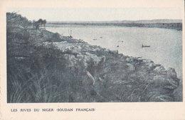 LES RIVES DU NIGER                            Soudan Français - Niger