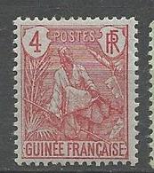 GUINEE N° 20  NEUF*   CHARNIERE  / MH - Guinea Francesa (1892-1944)