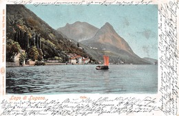 Lago Di Lugano Oria - TI Tessin