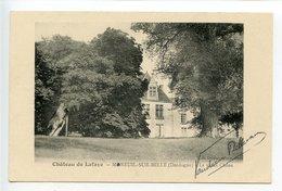 Mareuil Sur Belle Château De Lafaye (commune De Saint Sulpice De Mareuil) Le Vieux Chêne - France