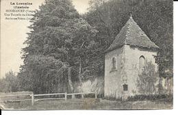 88 - Houécourt - Une Tourelle Du Château - Ancienne Prison (1618) - France