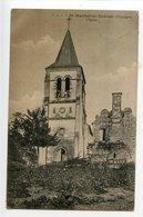 Saint Martial De Nabirat L'église - France
