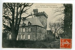 Environs De Sarlat Château De Lasserre (Marcillac Saint Quentin) - France