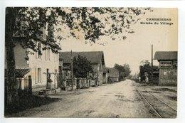 Charriéras (commune De Trélissac) Entrée Du Village - France