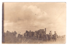 CARTE PHOTO ALLEMANDE CUISINE ALLEMANDE 1917 - 1914-18