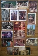 Lot De 17 Cartes Postales / Métiers / Le Bouilleur De Cru - Artisanat