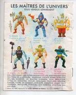 REF EX2 : Mini Livre Promotionel Masters Of The Universe Maitre De L'univers He Man Les Masques Du Pouvoir - Livres, BD, Revues