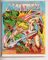 REF EX2 : Mini Livre Promotionel Masters Of The Universe Maitre De L'univers He Man Sansor Se Déchaine - Libri, Riviste, Fumetti