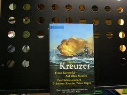 Kreuzer: Auf Allen Meeren / Schwerer Kreuzer Prinz Eugen - Transports