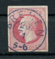 Hannover: 1 Gr. MiNr. 14 1859 Gestempelt / Used / Oblitéré - Hannover