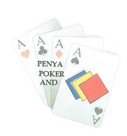 PINS Poker Tres Rare - Tennis De Table