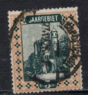 SARRE             N°     YVERT    99    OBLITERE       ( Ob  5/27 ) - 1920-35 Société Des Nations